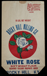 White Rose [flour bag]