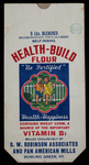Health-Build [flour bag] by Kentucky Library Research Collections