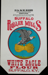White Eagle Flour [flour bag] by Kentucky Library Research Collections