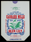 Glen Lily [flour bag] by Kentucky Library Research Collections