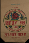 Kentucky Rose [flour bag]