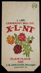 X-L-NT [flour bag] by Kentucky Library Research Collections