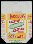 Harrison's [corn meal bag]
