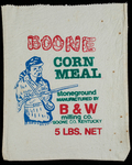 Boone [corn meal bag] by Kentucky Library Research Collections