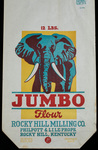 Jumbo [flour bag] by Kentucky Library Research Collections