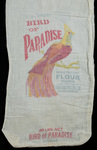 Bird of Paradise [flour bag] by Kentucky Library Research Collections