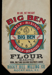 Big Ben [flour bag] by Kentucky Library Research Collections