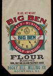 Big Ben [flour bag]