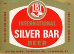 Silver Bar Beer (International Breweries Inc.) by Department of Library Special Collections