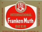 FrankenMuth Beer (International Breweries Inc.) by Department of Library Special Collections
