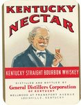 Kentucky Nectar (General Distillers Corporation of Kentucky) by Department of Library Special Collections