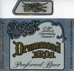 Drummond Bros. Preferred Beer (Falls City Brewing Co.) by Department of Library Special Collections