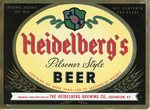 Heidelberg's Pilsener Style Beer (The Heidelberg Brewing Co.) by Department of Library Special Collections