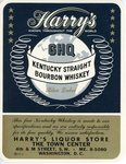 Harry's Blue Label (Kentucky Post Distilling Co.) by Department of Library Special Collections