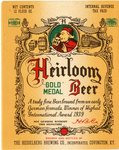 Heirloom Beer (Heidelberg Brewing Co.) by Department of Library Special Collections