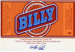 Billy Beer (Falls City Brewing Co.) by Department of Library Special Collections