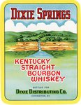 Dixie Spring (Bottled for Dixie Distributing Co.) by Department of Library Special Collections