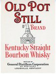 Old Post Still Brand (General Distillers Corporation of Kentucky) by Department of Library Special Collections