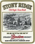 Stony Ridge (Meadow Springs Distillery Co.) by Department of Library Special Collections