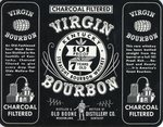 Virgin Bourbon 101 Proof (Old Boone Distillery Co.) by Department of Library Special Collections