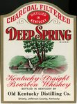 Deep Spring (Old Kentucky Distilling Co.) by Department of Library Special Collections