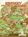 Kentucky Progress Magazine Volume 2, Number 5 by Kentucky Library Research Collections