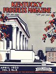 Kentucky Progress Magazine Volume 2, Number 8 by Kentucky Library Research Collections