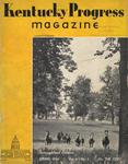 Kentucky Progress Magazine Volume 6, Number 3 by Kentucky Library Research Collections