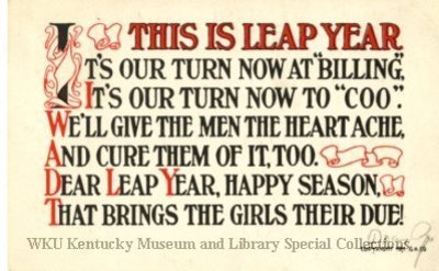 This Is Leap Year