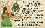 Leap Year is Come