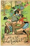 Leap Year : Don't Let Him Escape! by Kentucky Library Research Collection