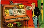 Try This On Your Piano : It Will Catch Him in 1908