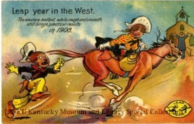 Leap Year In The West