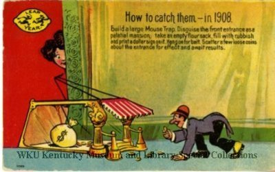 How To Catch Them -- In 1908