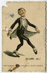 Leap Year dance card, Bowling Green, KY