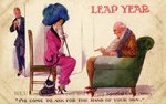 Leap Year :  I've Come To Ask For Your Son