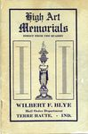High Art Memorials by Special Collections Archives