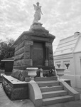 St. Louis Cemetery #3 by Beth Sutherland