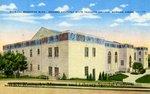 Physical Education Building by E.C. Kopp Company