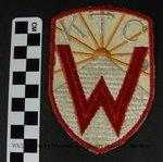 WKTC Pershing Rifle Patch by WKU Pershing Rifles
