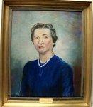 Margie Helm Portrait by Sarah Gaines Peyton