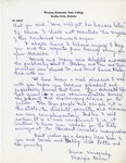 Margie Helm Letter to Kelly Thompson - Page 2 by Margie Helm