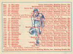 1959-60 Hilltopper Basketball Schedule by WKU Athletics