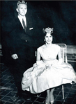 Unidentified Valentine King & Queen