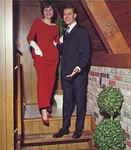Carmen Willoughby & Steve House by WKU Archives
