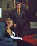 Doris Brennan & Dennis Koon by WKU Archives