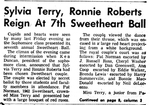 Sylvia Terry, Ronnie Roberts Reign at 7th Sweetheart Ball by WKU College Heights Herald