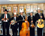 Delmer Sexton and the Rone County Bluegrass Boys