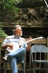 Arthur Hatfield with Banjo by Unknown