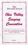 Program by Ohio Valley Singing Convention
